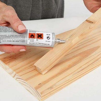 Keo dán sàn gỗ Epoxy