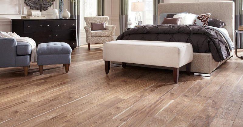 Mẫu sàn gỗ công nghiệp