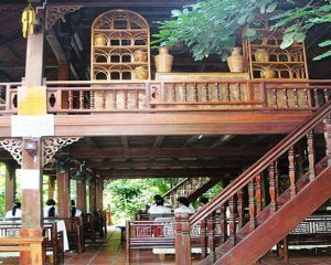 Kiến trúc nhà sàn gỗ hiện đại bậc nhất