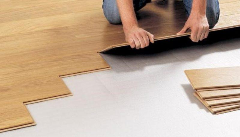 Làm sàn gỗ chất lượng tốt nhất hiện nay