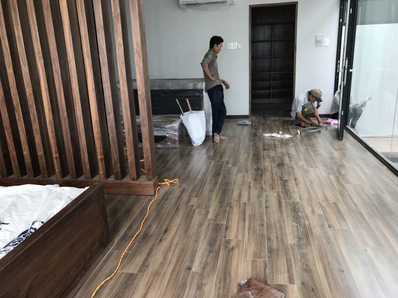 Làm sàn gỗ tốt nhất giá rẻ