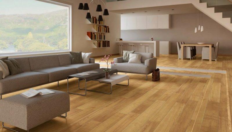 Sàn gỗ công nghiệp chất lượng vượt trội